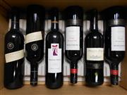 Sale 8519W - Lot 63 - 6x Assorted Red Wines incl. Annies Lane, Pepperjack & Jacobs Creek Reserve
