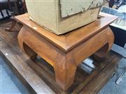 Sale 8676 - Lot 1126 - Oriental Side Table