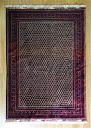 Sale 8693C - Lot 22 - Afghan Qunduzi 207cm x 148cm