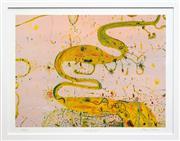 Sale 8309A - Lot 56 - John Henry Olsen (1928 - ) - Wetlands, 1985 61.5 x 82cm