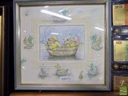 Sale 8407T - Lot 2088 - McMahon, Watercolour