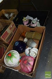 Sale 8509 - Lot 2298 - 2 Boxes of Ceramics