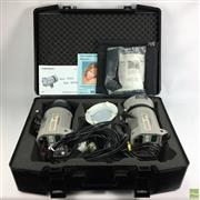 Sale 8648A - Lot 9 - Elinchrome Style 400FX Studio Flash Kit including 2 Flash Heads, in Pelican Hard Case