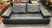 Sale 8809 - Lot 1014 - King Furniture Leather Lounge