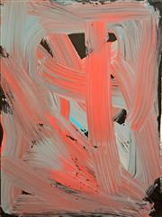 Sale 8288A - Lot 76 - Gloria Petyarre (c1945 - ) - Painting with Mop, 2004 120 x 90cm (framed & ready to hang)