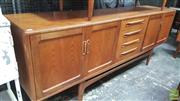 Sale 8395 - Lot 1075 - G-Plan Fresco Teak Sideboard