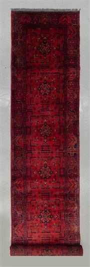 Sale 8493C - Lot 35 - Afghan Khal Mohamadi 400cm x 80cm