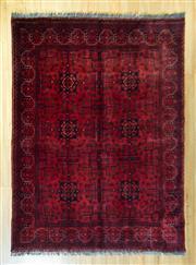 Sale 8693C - Lot 24 - Afghan Khal Mohamadi 150cm x 200cm