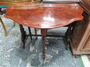 Sale 8831 - Lot 1014 - Victorian Mahogany Pembroke Table