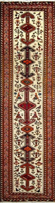 Sale 8338C - Lot 40 - Persian Abada 400cm x 110cm