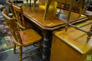 Sale 8507 - Lot 1086 - Victorian Dining Table