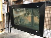 Sale 8784 - Lot 2025 - Maxfield Parrish - Daybreak chromolithograph, 65 x 93cm (frame)