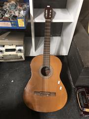 Sale 8789 - Lot 2224 - Acoustic Guitar