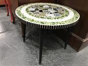 Sale 8805 - Lot 1065 - Mid-Century Japanese Side Table