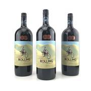 Sale 8825W - Lot 862 - 3x 2007 Cumulus Wines  Rolling Cabernet Merlot, Central Ranges - 1500ml magnums
