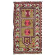 Sale 9020C - Lot 14 - Antique Caucasian Rug, 80x150cm, Handspun Wool