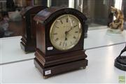 Sale 8288 - Lot 60 - Dent Single Fusee Mantle Clock