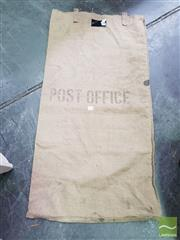 Sale 8465 - Lot 1098 - Vintage Mail Sack