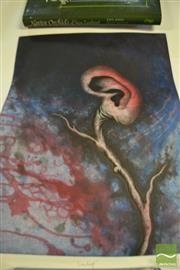 Sale 8487 - Lot 2062 - Elizabeth Pozezer - Conduit 50.5 x 65cm (sheet size)