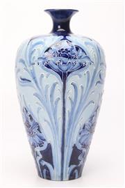 Sale 8689 - Lot 48 - Macintyre Moorcroft Florian Ware Vase