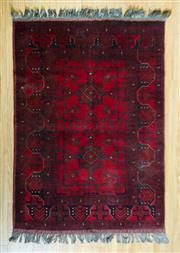 Sale 8693C - Lot 26 - Afghan Khal Mohamadi 150cm x 100cm