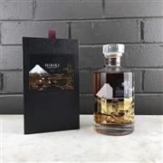 Sale 9017W - Lot 1 - Hibiki Mount Fuji Limited Edition 21YO Blended Japanese Whisky - 43% ABV, 700ml in presentation box