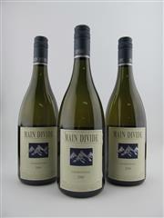 Sale 8353A - Lot 803 - 3x 2006 Main Divide Chardonnay, Waipara Valley