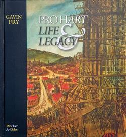 Sale 9093A - Lot 5083 - FRY, Gavin Pro Hart: Life & Legacy (hardcover), published 2014 -