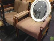 Sale 8412 - Lot 1081 - Pair of Retro Armchairs