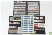 Sale 8560 - Lot 60 - Collection of Stamps Including Chinese and Korean