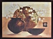 Sale 8778A - Lot 5050 - Claudia Ancilotti - Fortuna 83.5 x 63.5cm (frame)