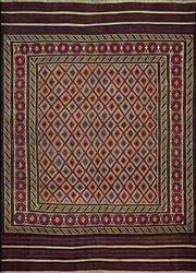 Sale 8338C - Lot 43 - Persian Somak 280cm x 207cm