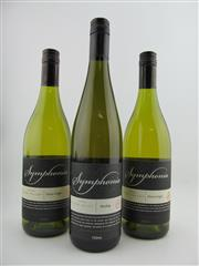 Sale 8353A - Lot 820 - 3x Symphonia Wines, King Valley - 2x 2008 Pinot Grigio, 1x 2006 Riesling