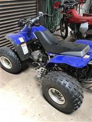 Sale 8677A - Lot 103 - Yamaha 350 6 speed Quad bike