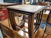Sale 8705 - Lot 1044 - G Plan Teak Nest of Tables