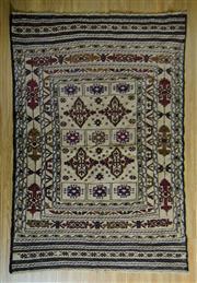 Sale 8693C - Lot 29 - Persian Somak 175cm x 122cm