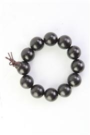 Sale 8818 - Lot 222 - A Timber Beaded Bracelet