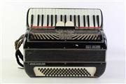 Sale 8940 - Lot 18 - Cased Italian Egisto Bontempi Piano Accordion