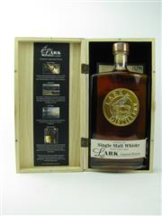 Sale 8329 - Lot 555 - 1x Lark Distillery Limited Release Selection Small Cask Port Barrel Aged Single Malt Tasmanian Whisky - bottle no. 12/94, 65.2% AB...