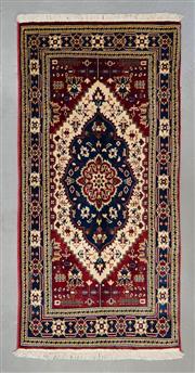 Sale 8493C - Lot 37 - Afghan Chobi 155cm x 84cm