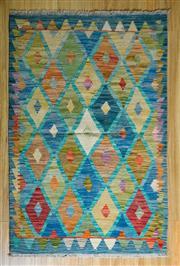 Sale 8693C - Lot 30 - Persian Kilim 153cm x 101cm