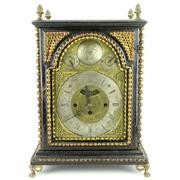Sale 8314 - Lot 55 - Frantz Ruff Austrian Verge Bracket Clock
