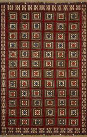 Sale 8338C - Lot 44 - Persian Somak 270cm x 190cm