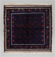 Sale 8493C - Lot 38 - Antique Persian Baluchi 100cm x 96cm