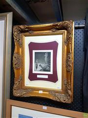 Sale 8627 - Lot 2063 - Norman Lindsay - Bathers Decorative Print ed. 6/210, 58 x 46cm (frame)
