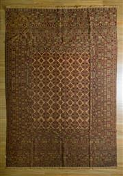 Sale 8693C - Lot 31 - Super Fine Persian Somak 293cm x 200cm