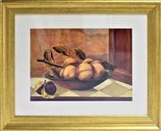 Sale 8778A - Lot 5053 - Hampton Hall - Tuscan Fruit Bowl II 95.5 x 75.5cm (frame)