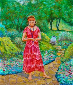 Sale 9191A - Lot 5019 - HOWARD SPARKS (1930 - ) Spring Flowers pastel 35 x 30 cm (frame: 57 x 52 x 3 cm) signed