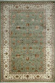 Sale 8338C - Lot 45 - Jaipor Silk & Wool 300cm x 200cm