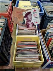 Sale 8587 - Lot 2014 - Two Boxes of Record Singles